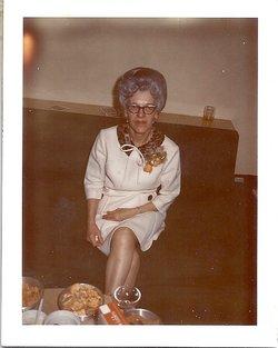 Inez Lillian <I>Akers</I> Peterson