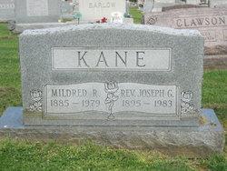 Rev Joseph G. Kane