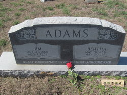 "James A. ""Jim"" Adams"