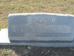 Hester Pearl <I>Troutt</I> Alford