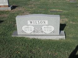 Loren A. Wilson