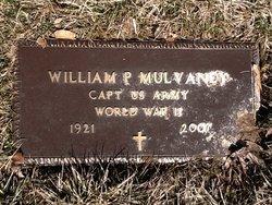 Dr William P Mulvaney