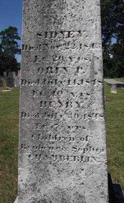 Henry Chamberlin