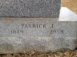 "Patrick Joseph ""Pop"" Caton"