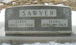 Flora Isabel <I>Wyllie</I> Sawyer