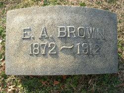 Edwin Arthur Brown