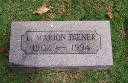L Marion Diener