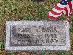 Earl A Davis
