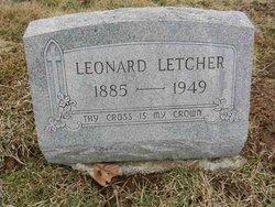 Leonard Letcher