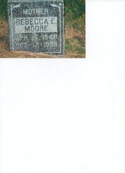 Rebecca Ellen <I>Epps</I> Moore