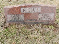 Augusta <I>Monis</I> Nisius