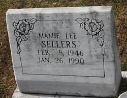 Mamie Lee <I>Dunn</I> Sellers