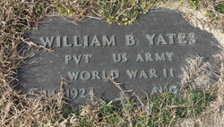William B Yates