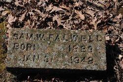 Sam W. Falwell