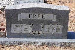 Alpha M. Free
