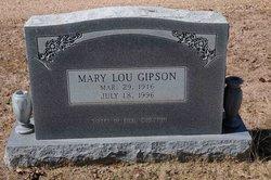 Mary L. Gipson