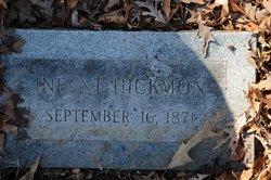 Infant Hickmon
