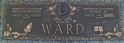 Eurie Jane <I>Wilhoit</I> Ward