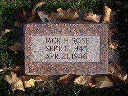 Jack Howard Rose