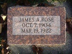 James Ashman Rose