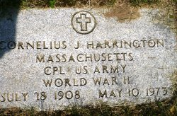 Cornelius J Harrington