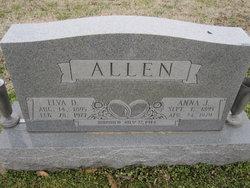 Anna Jennie <I>Marx</I> Allen