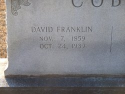 David Franklin Coble