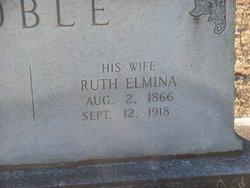 Ruth Elmina Coble