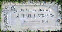 Michael Francis Sykes, Sr
