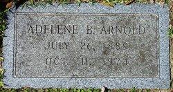 Mary Adelene <I>Bancroft</I> Arnold