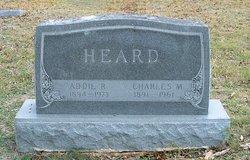 Addie Jewel <I>Roberts</I> Heard