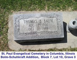 Thomas B. Baum