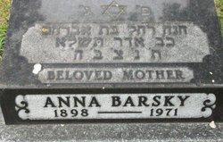 Anna Barsky