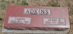 Clara B. <I>Minner</I> Adkins