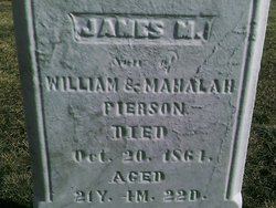 James M Pierson