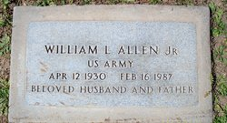 William L Allen, Jr