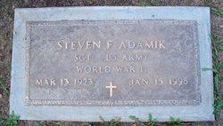 Steven F Adamik
