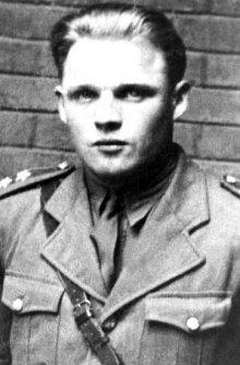 Sgt Josef Valcík