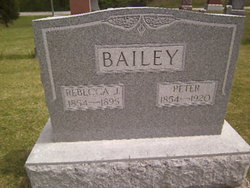 Rebecca J. <I>Ehrhart</I> Bailey