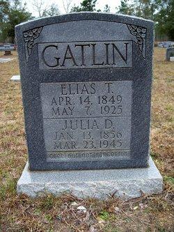 Julia D. Gatlin