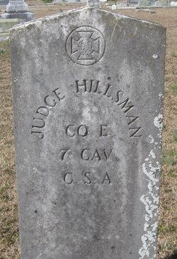 Judge Hillsman