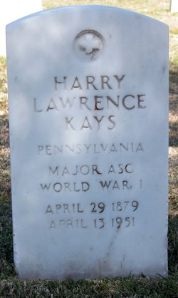 Harry Lawrence Kays