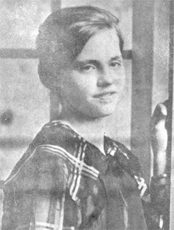 Gladys Erhart