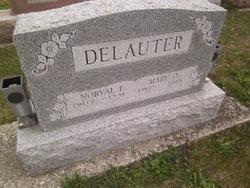Mary Olive <I>Wehrly</I> Delauter