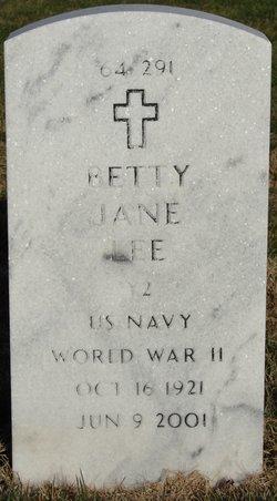 Betty Jane Lee