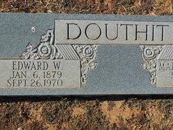 Edward W. Douthit