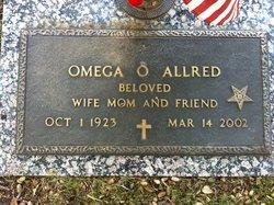 Omega <I>Culberson</I> Allred