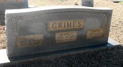 """Benjamin Franklin """"Ben"""" Grimes"""