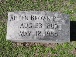 Aileen <I>Brown</I> Perry