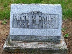 Addie M <I>Selfridge</I> Dailey